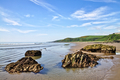 Rocks at Killantringan Bay, Dumfries and Galloway - PhotoDune Item for Sale