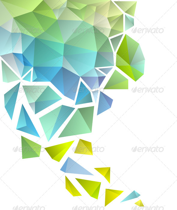 GraphicRiver Abstract Geometric Background 5319251