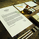 Wood Stationery / Branding Mock-Up - GraphicRiver Item for Sale