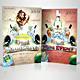 Summer Temptation Flyer Bundle - GraphicRiver Item for Sale