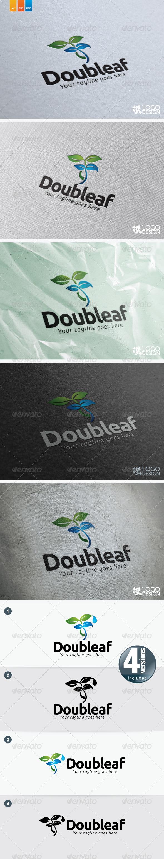 GraphicRiver Doubleaf 5143309