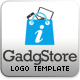 GadgStore Logo Template - GraphicRiver Item for Sale