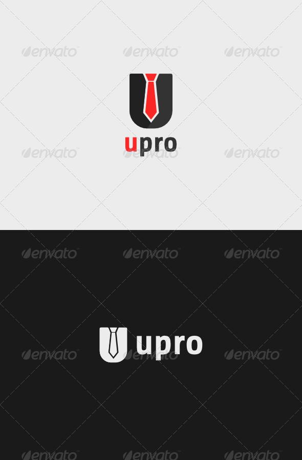 GraphicRiver U Pro Logo 5324596