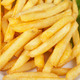 Golden potatoes fries - PhotoDune Item for Sale