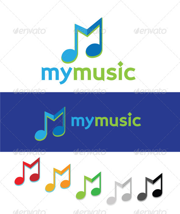 GraphicRiver MyMusic 5329041