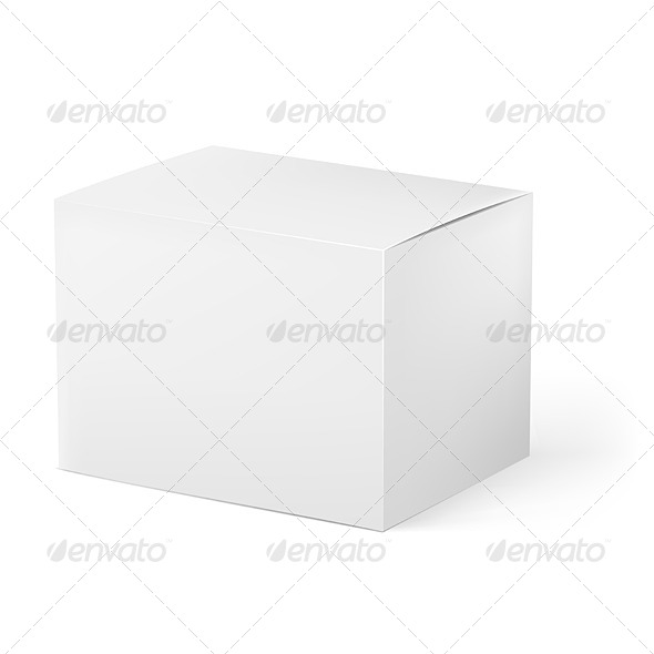 GraphicRiver White Box 5329087