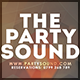Party Sound Flyer - GraphicRiver Item for Sale