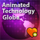 Animated Technology Globe - ActiveDen Item for Sale