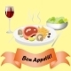 Bon Appetit - GraphicRiver Item for Sale