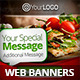 Food or Restaurant Web Banners - GraphicRiver Item for Sale