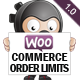 Woocommerce Order Limits - CodeCanyon Item for Sale