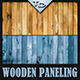 Wooden Paneling - GraphicRiver Item for Sale