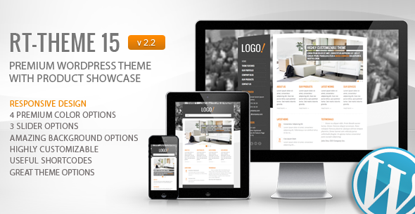 Theme para WordPress RT