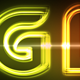 Glowing Light Text Effect V.2 - GraphicRiver Item for Sale