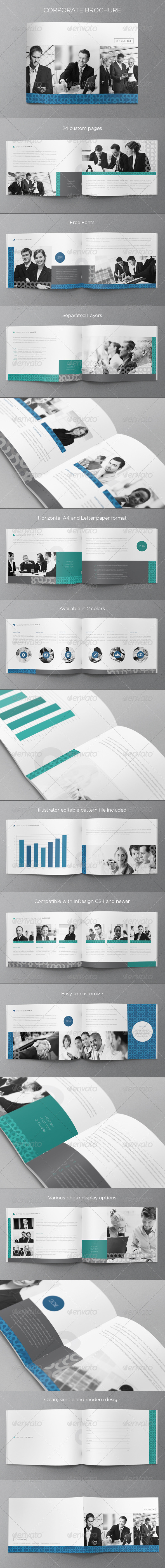 GraphicRiver Corporate Business Brochure 2 5345252