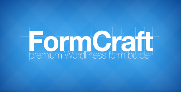 CodeCanyon FormCraft Premium WordPress Form Builder 5335056