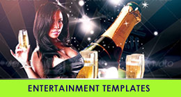 Entertainment Templates