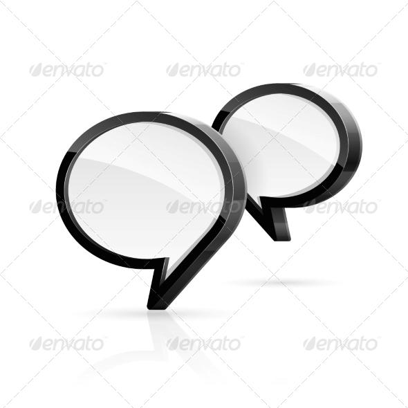 GraphicRiver Speech Bubble 5351110
