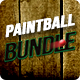Bundle Grunge Paintball Flyer - GraphicRiver Item for Sale