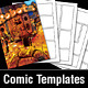 A Complete Comic Creation Pack - GraphicRiver Item for Sale