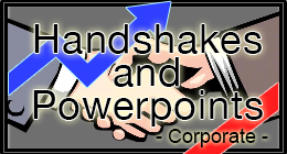 Handshakes and Powerpoints