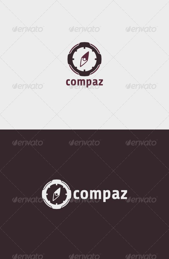 GraphicRiver Compaz Logo 5353004