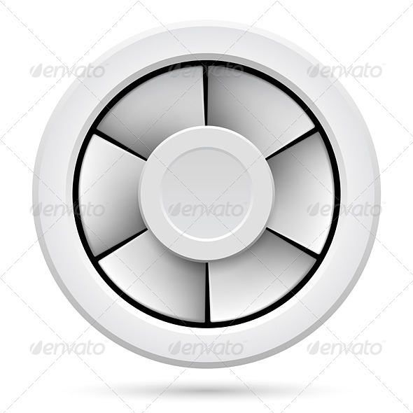GraphicRiver Electric Fan 5354123