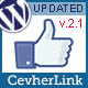 CevherLink FaceBook Like Increasing WP Plugin - CodeCanyon Item for Sale