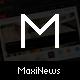 MaxiNews - Premium Review Magazine Theme