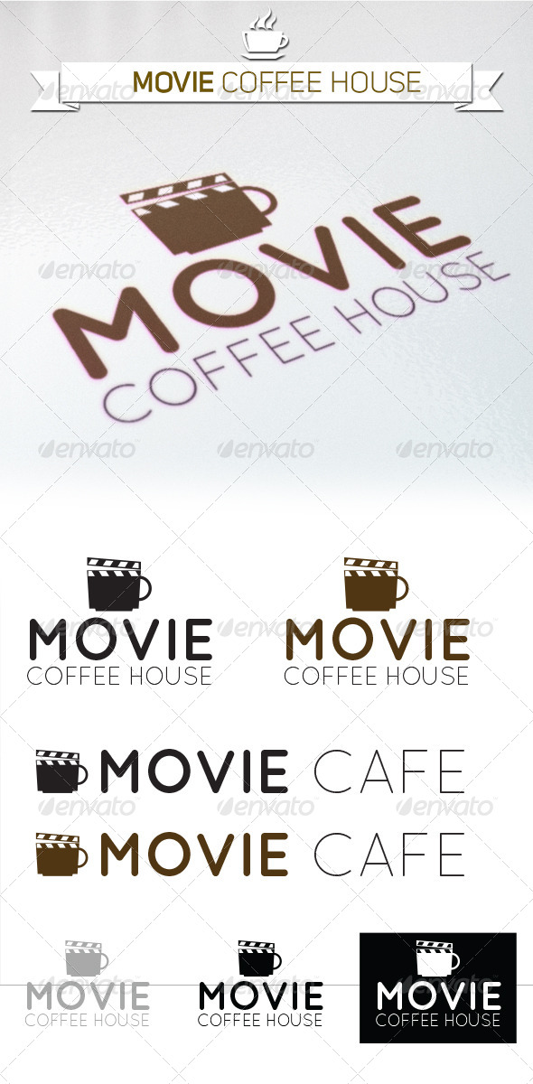 GraphicRiver Movie Coffee House 5356494
