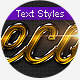 Gold & Silver 3 - Text Styles - GraphicRiver Item for Sale