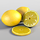 Lemon - 3DOcean Item for Sale