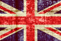Vintage Union flag on a brick wall - PhotoDune Item for Sale