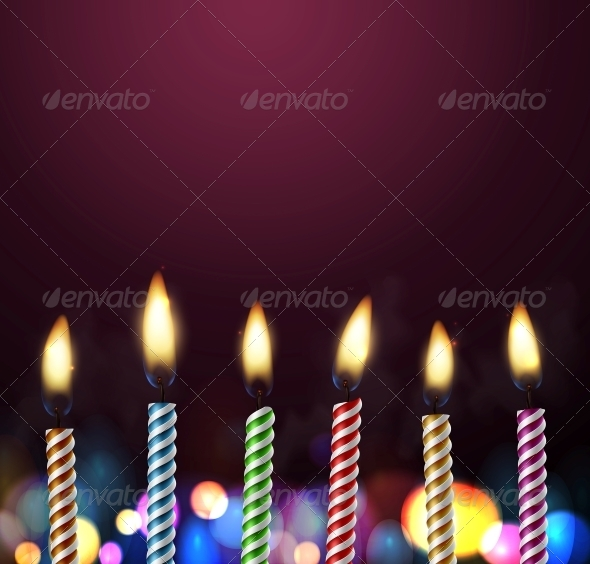 GraphicRiver Birthday Background 5358482