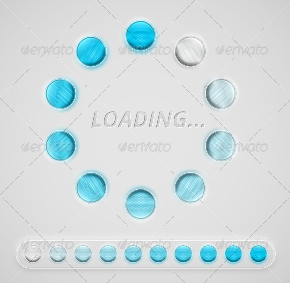 GraphicRiver Loading Interface 5358499