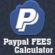 Commissioni Paypal Calculator - WorldWideScripts.net articolo in vendita