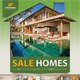 Real Estate Corporate Flyer - GraphicRiver Item for Sale
