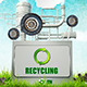 Recycle Machine - VideoHive Item for Sale