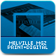 Melville MGZ Print & Digital - GraphicRiver Item for Sale