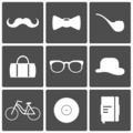 Hipster Icons - PhotoDune Item for Sale