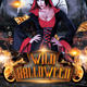 Wild Halloween Party Flyer Template - GraphicRiver Item for Sale