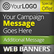 Business Marketing Web Banners Set 2 - GraphicRiver Item for Sale