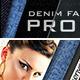 Denim Fashion Promo - VideoHive Item for Sale