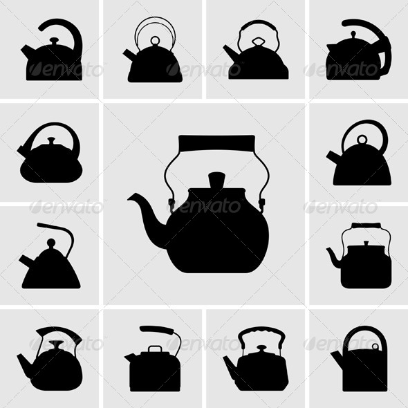 GraphicRiver Kettles 5372382