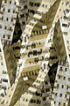 Abstract city buildings graphic - PhotoDune Item for Sale