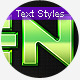 Retro 2 - Text Styles - GraphicRiver Item for Sale