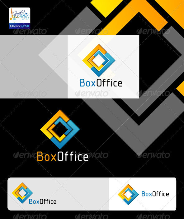 BoxOffice Logo - Abstract Logo Templates