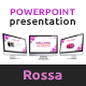 Rossa Powerpoint Presentation - GraphicRiver Item for Sale