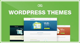 WP Themes from Olia Gozha
