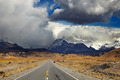 Road to Mount Fitz Roy, Patagonia, Argentina - PhotoDune Item for Sale